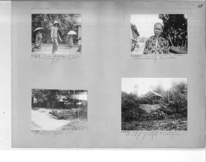 Mission Photograph Album - Malaysia #6 page 0065