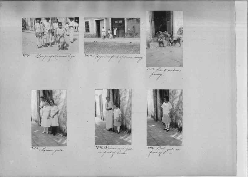 Mission Photograph Album - Mexico #05 page 0030