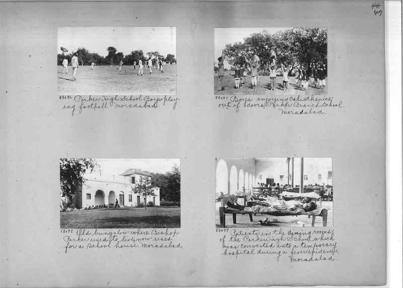 Mission Photograph Album - India #10 Page 0047