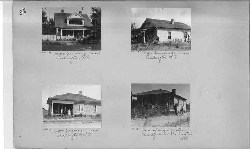 Mission Photograph Album - Negro #4 page 0038