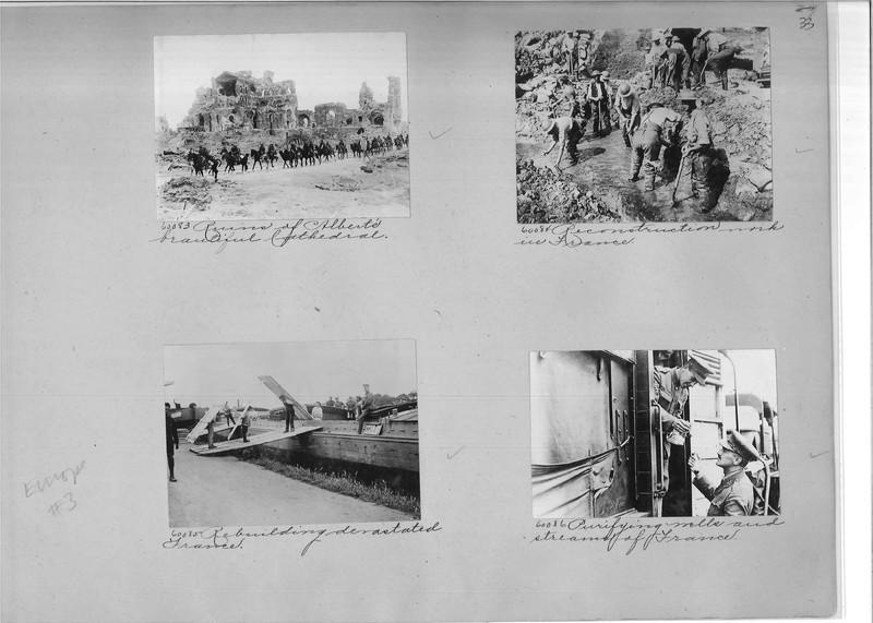 Mission Photograph Album - Europe #03 Page 0033