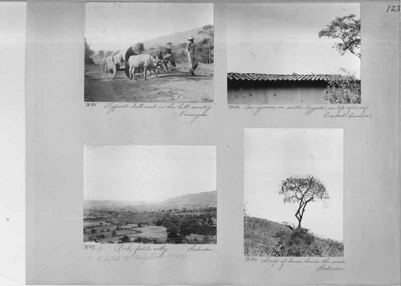Mission Photograph Album - Panama #04 page 0123