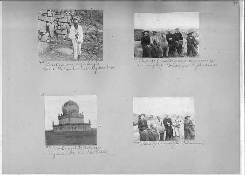Mission Photograph Album - India #01 page 0091