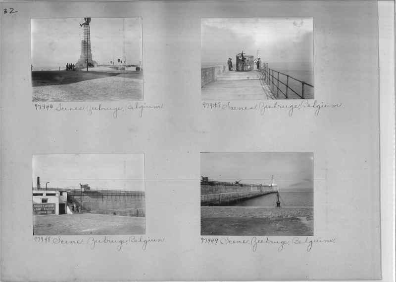 Mission Photograph Album - Europe #09 Page 0032