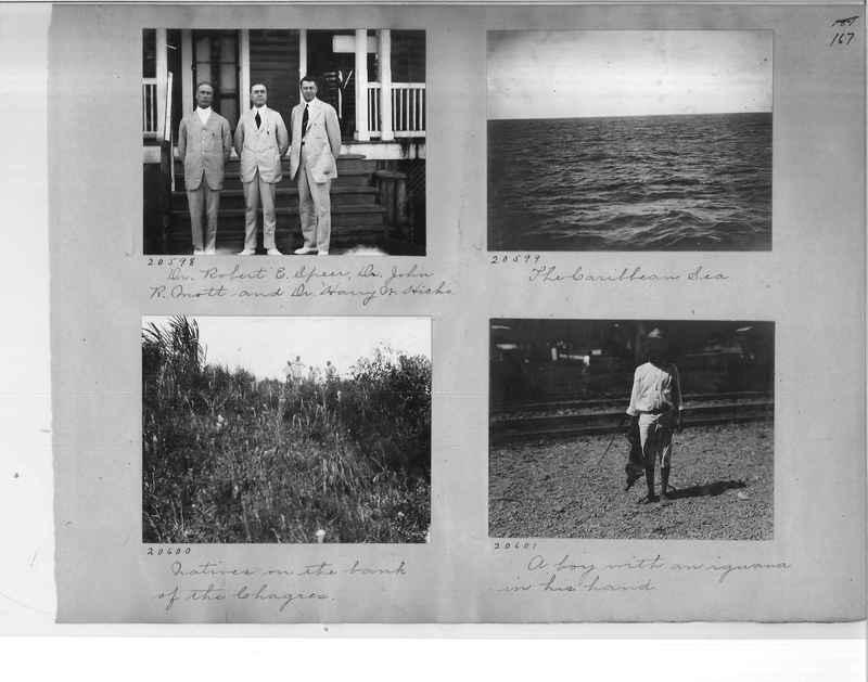 Mission Photograph Album - Panama #1 page  0167