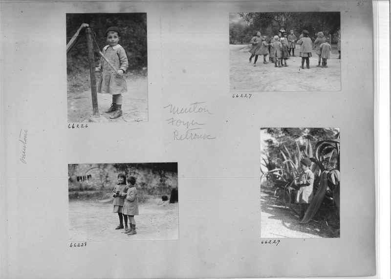 Mission Photograph Album - Europe #05 Page 0055