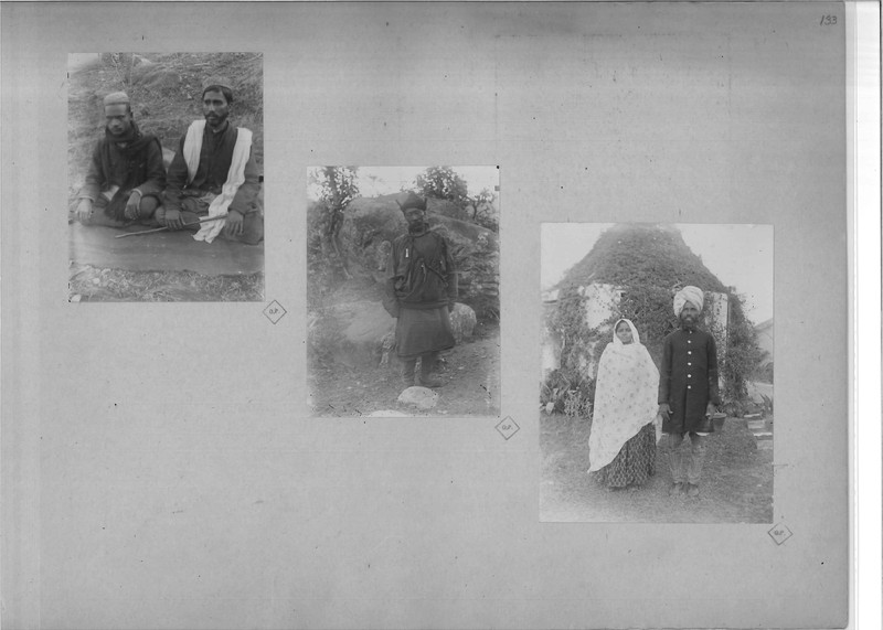 Mission Photograph Album - India - O.P. #02 Page 0133