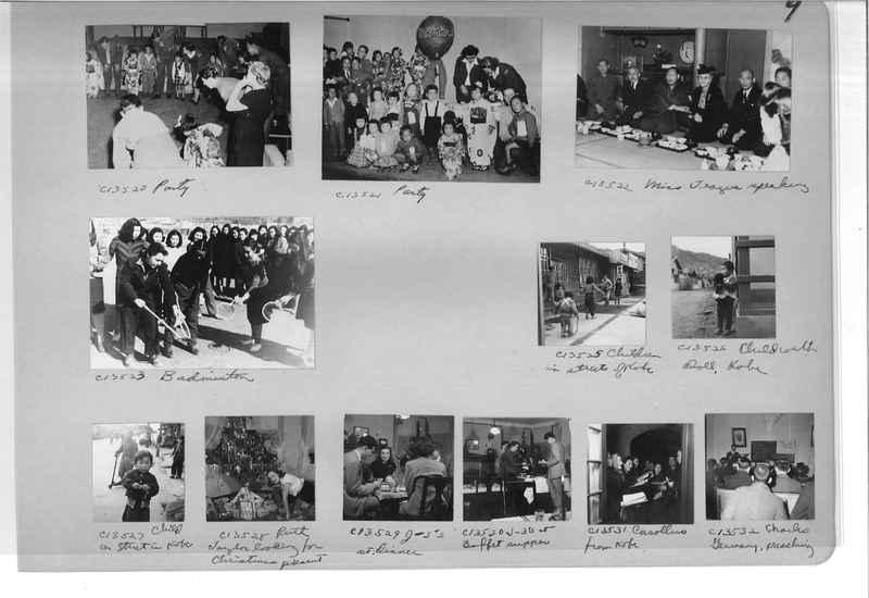 Mission Photograph Album - Japan #07 Page 0009
