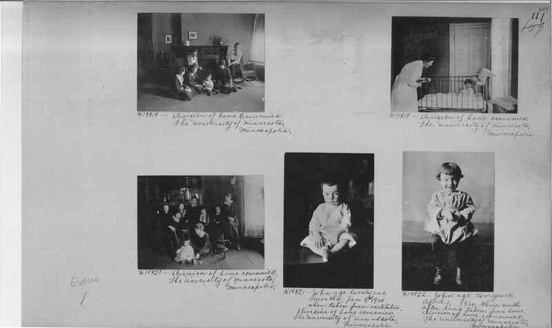 Mission Photograph Album - Education #1 page 0111