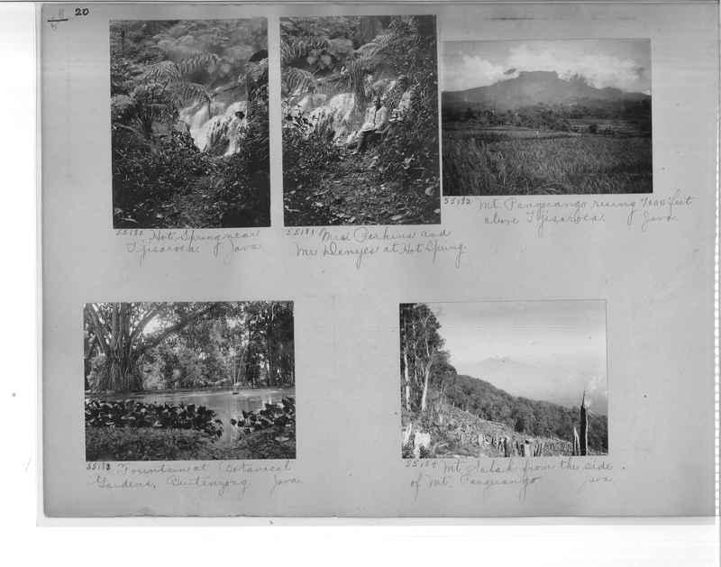 Mission Photograph Album - Malaysia #6 page 0020