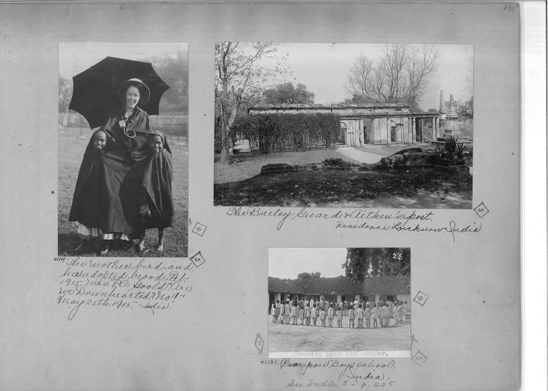 Mission Photograph Album - India - O.P. #02 Page 0195
