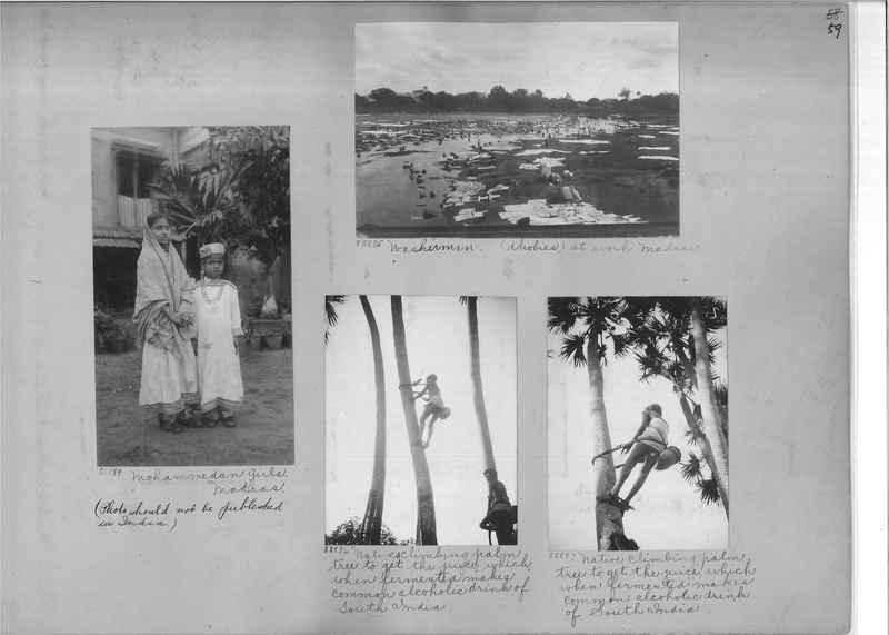 Mission Photograph Album - India #10 Page 0059