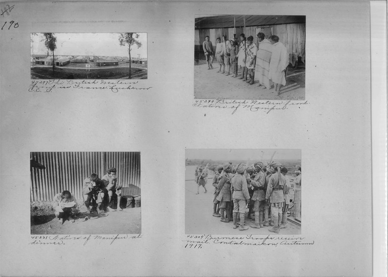 Mission Photograph Album - Europe #02 Page 0190