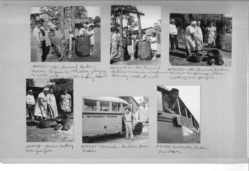 Mission Photograph Albums - Indians #3 Page_0026