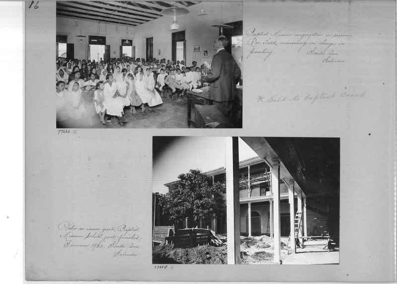 Mission Photograph Album - Panama #04 page 0016