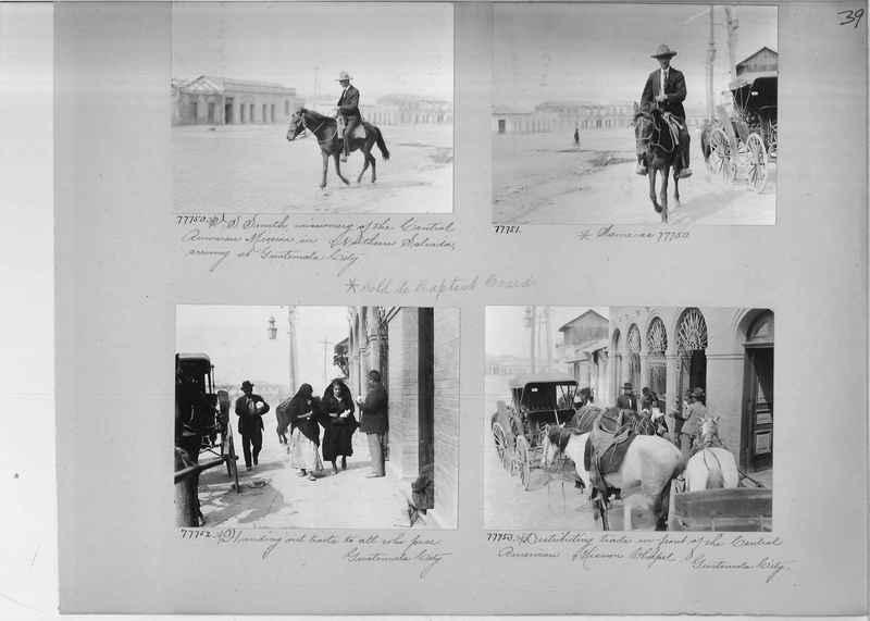 Mission Photograph Album - Panama #04 page 0039