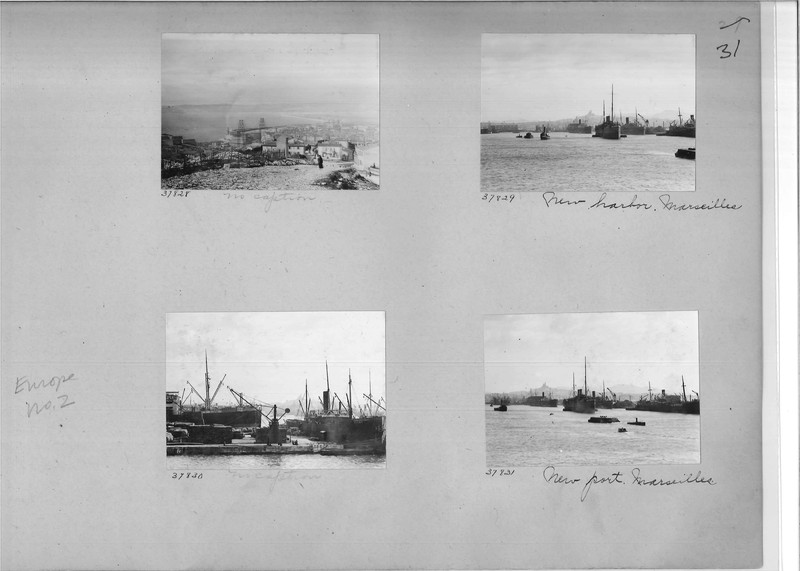Mission Photograph Album - Europe #02 Page 0031
