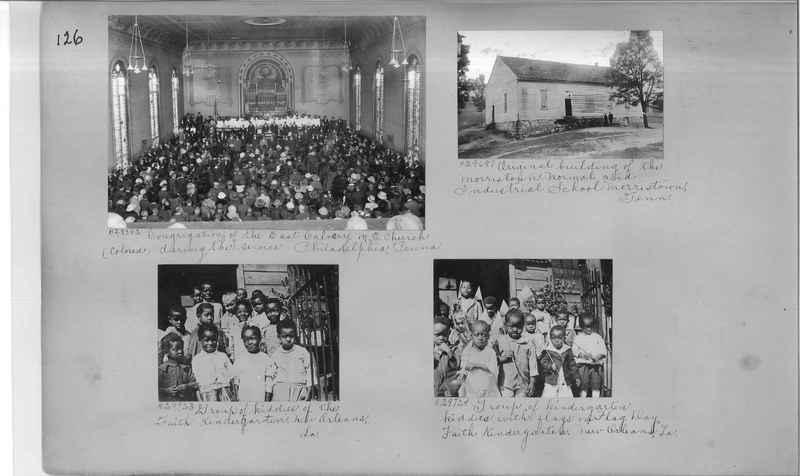 Mission Photograph Album - Negro #4 page 0126
