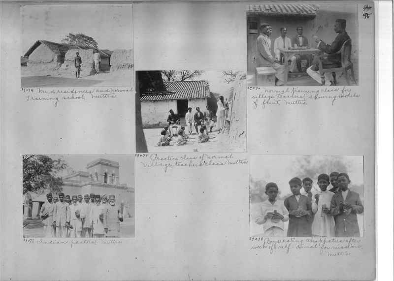 Mission Photograph Album - India #10 Page 0095