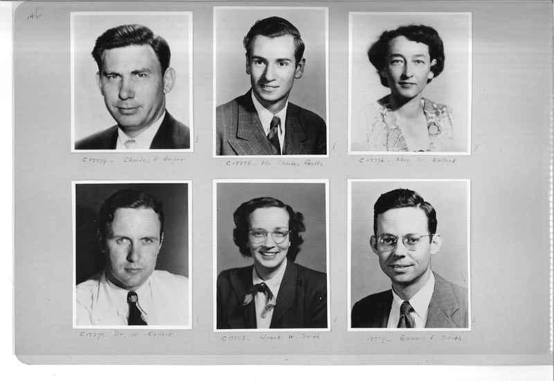 Mission Photograph Album - Portraits #07 Page 0146