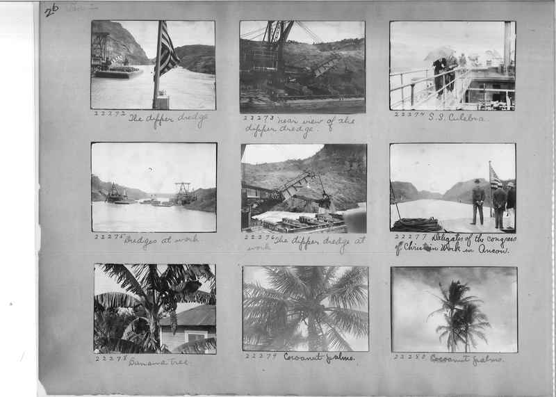 Mission Photograph Album - Panama #02 page 0026