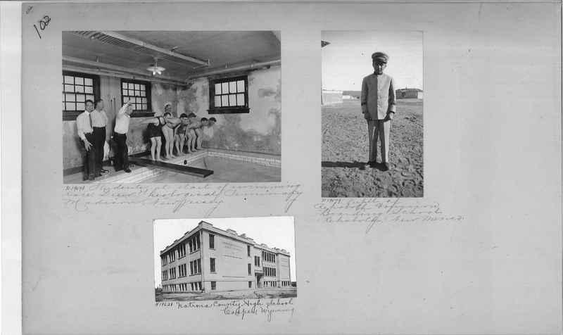 Mission Photograph Album - Education #1 page 0102