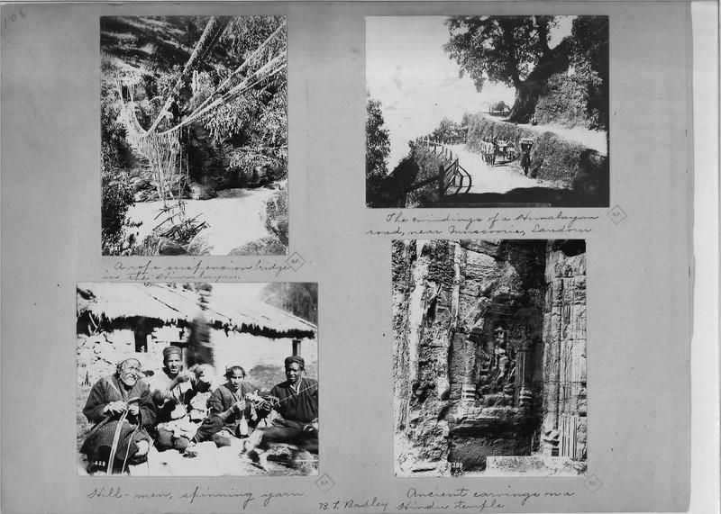 Mission Photograph Album - India - O.P. #02 Page 0108
