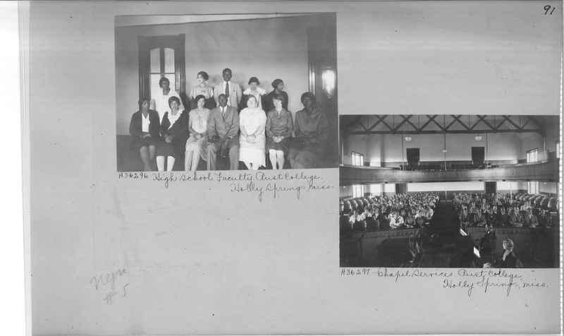 Mission Photograph Album - Negro #5 page 0091