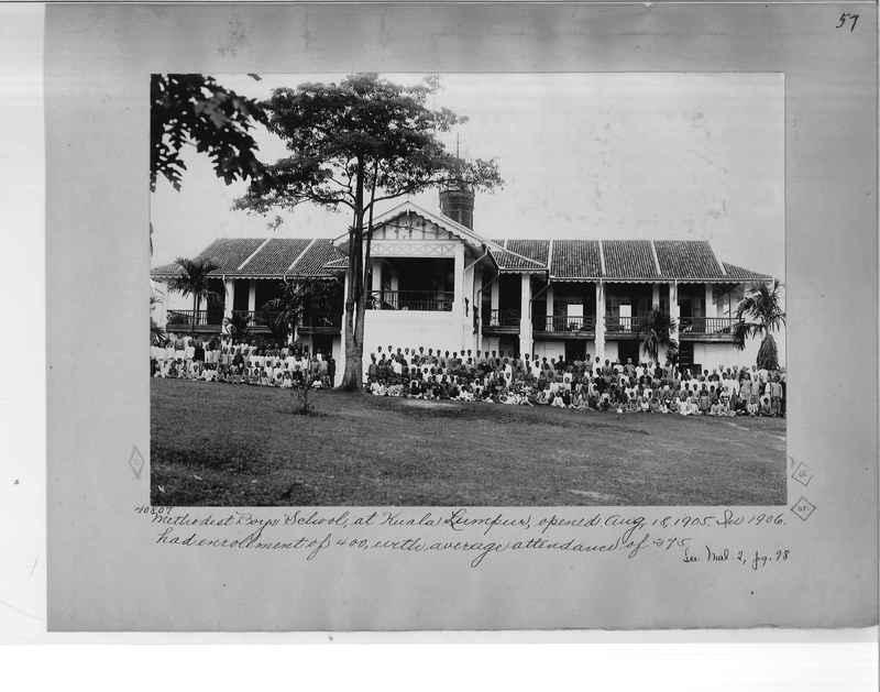 Mission Photograph Album - Malaysia O.P. #1 page 0057