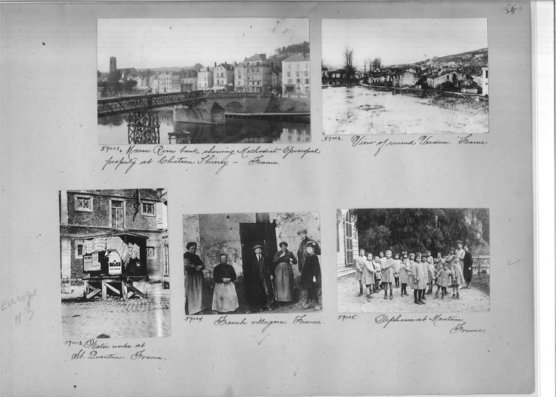 Mission Photograph Album - Europe #03 Page 0025