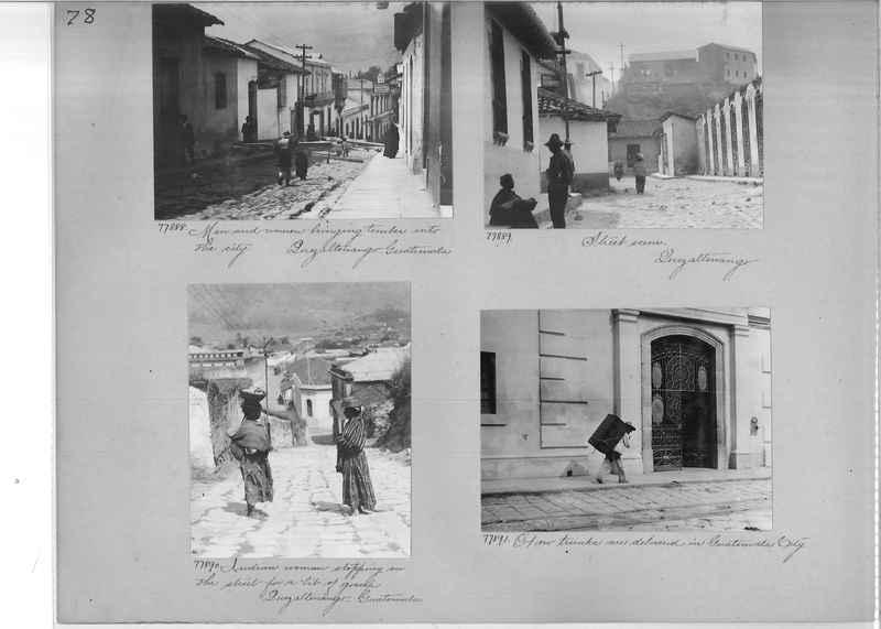 Mission Photograph Album - Panama #04 page 0078