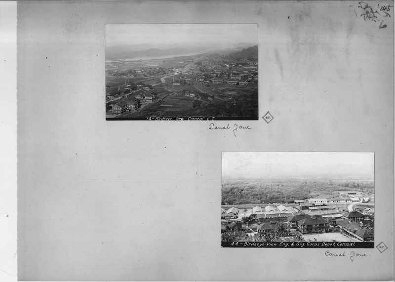 Mission Photograph Album - Panama OP #01 0145