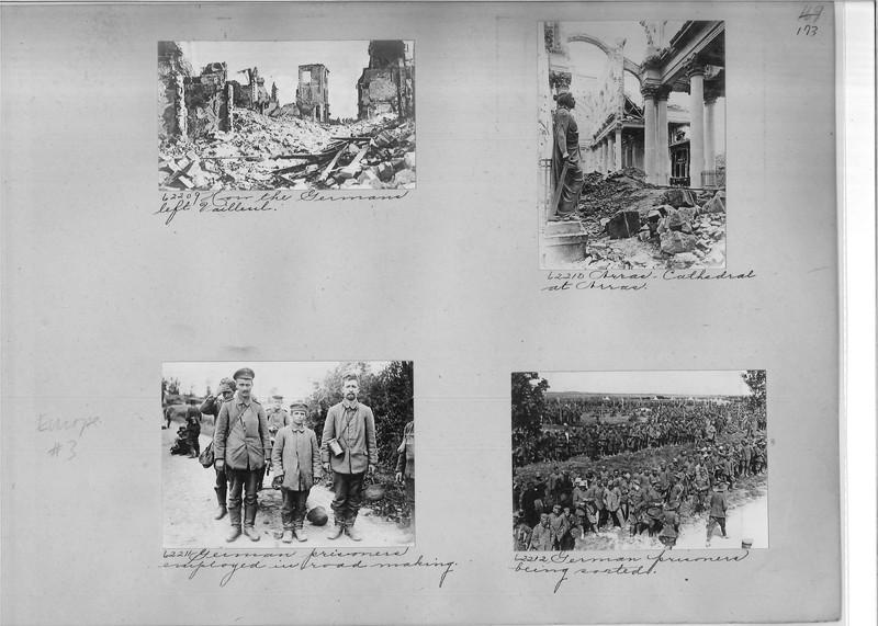 Mission Photograph Album - Europe #03 Page 0173