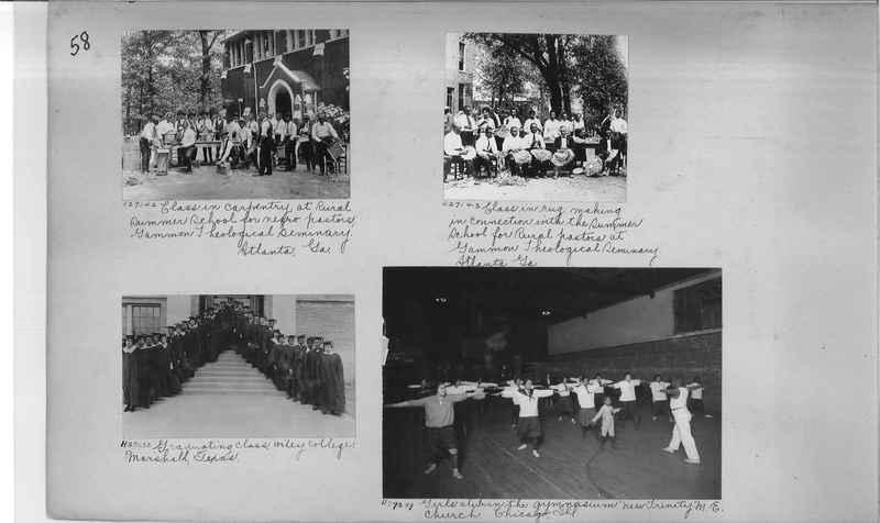 Mission Photograph Album - Negro #4 page 0058