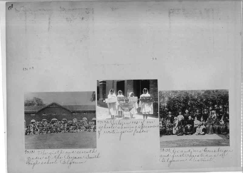 Mission Photograph Album - India #10 Page 0178