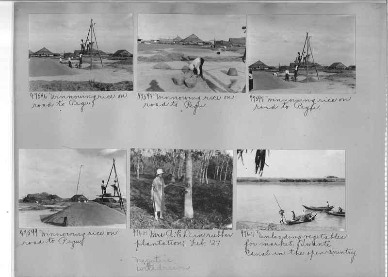 Mission Photograph Album - Burma #2 page 0038