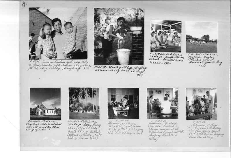 Mission Photograph Album - Malaysia #8 page 0018