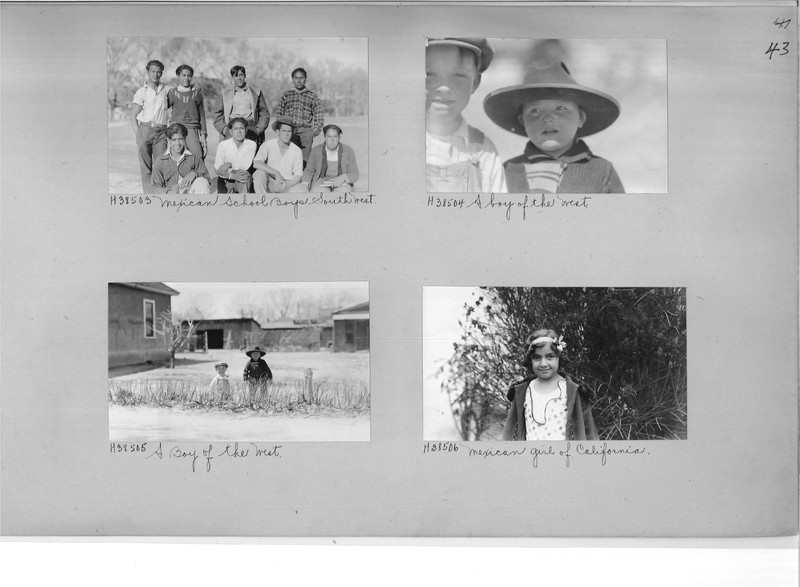 Mission Photograph Album - Latin America #2 page 0043