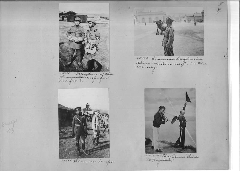 Mission Photograph Album - Europe #03 Page 0005