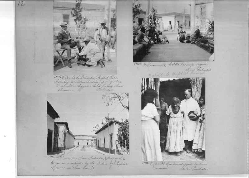 Mission Photograph Album - Panama #04 page 0012