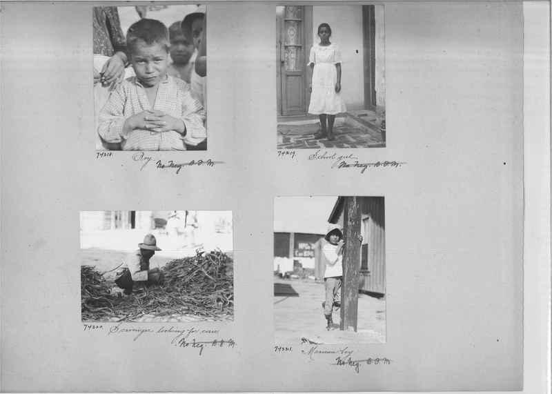 Mission Photograph Album - Mexico #05 page 0040