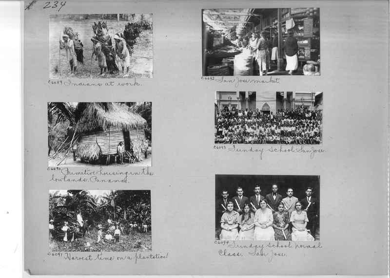 Mission Photograph Album - Panama #04 page 0234