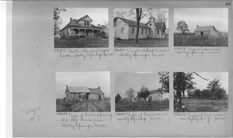 Mission Photograph Album - Negro #5 page 0085