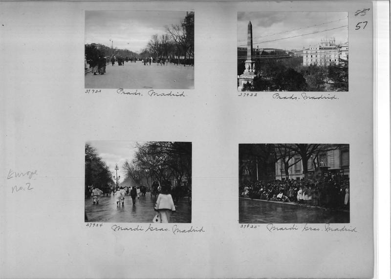 Mission Photograph Album - Europe #02 Page 0057