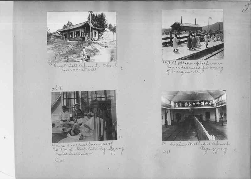 Mission Photograph Album - Korea #1 page 0017