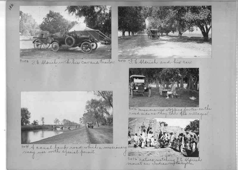 Mission Photograph Album - India #10 Page 0134