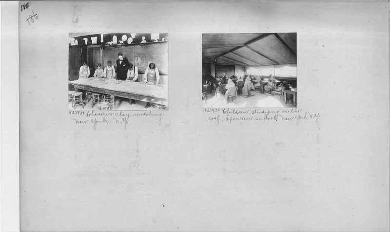 Mission Photograph Album - Education #1 page 0188