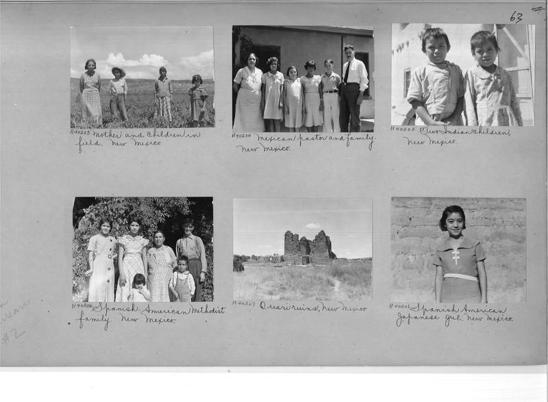 Mission Photograph Album - Latin America #2 page 0063