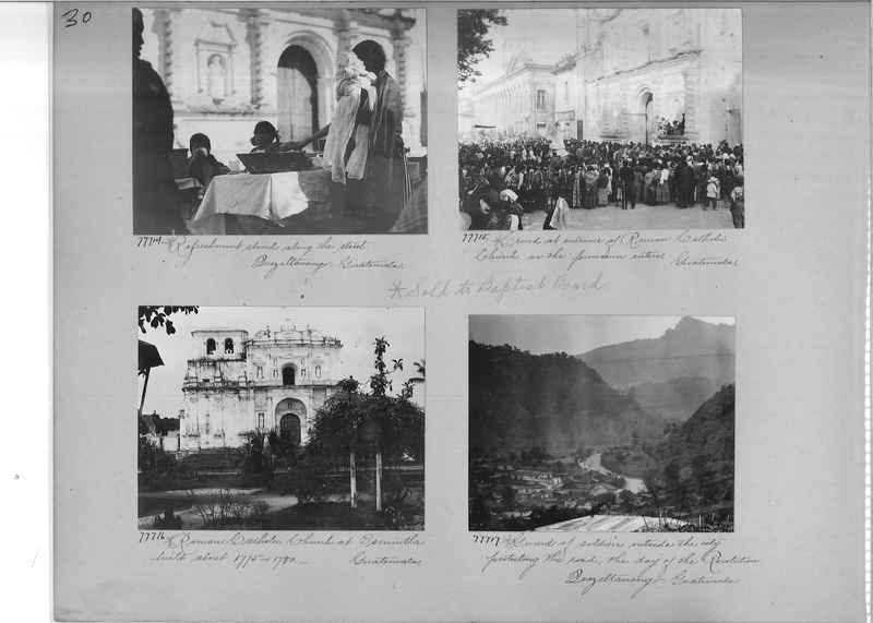 Mission Photograph Album - Panama #04 page 0030