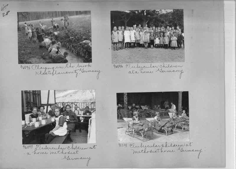 Mission Photograph Album - Europe #09 Page 0028